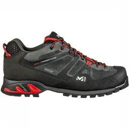 Millet Shoe Trident Guide Gore-Tex Approach dark grey/red