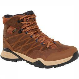 The North Face Schoen Hedgehog Hike II Mid Gore-Tex Middenbruin