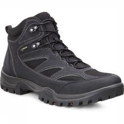 Ecco Shoe Xpedition 3 Dark Mid Gore-Tex black