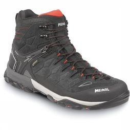 Meindl Shoe Tereno Mid Gore-Tex black/red