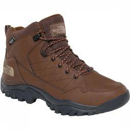 The North Face Schoen Storstrike II Wp Bruin