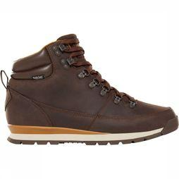 The North Face Schoen Back-To-Berkeley Redux Leather Lichtbruin/Middenbruin