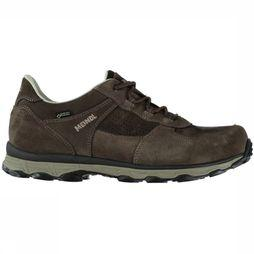 Meindl Shoe Boston Gore-Tex dark brown