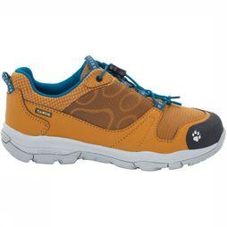 Jack Wolfskin Chaussure Akka Texapore Low Or