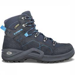 Lowa Shoe Kody III Gore-Tex Mid Junior Marine/Mid Grey