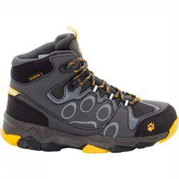 Jack Wolfskin Shoe Mtn Attack 2 Texapore Mid K black/yellow