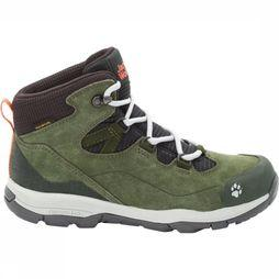 Jack Wolfskin Shoe Mtn Attack 3 Lt Texapore mid green