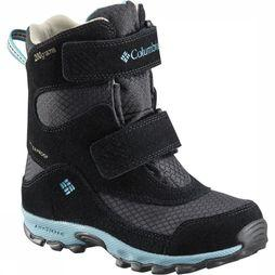 Columbia Winter Boot Parkers Peak Boot Black/Turquoise