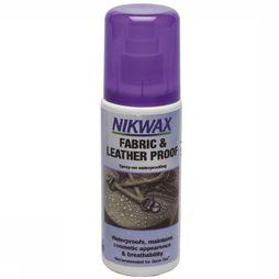 Nikwax Maintenance Fabric&Leather Spray On No Colour