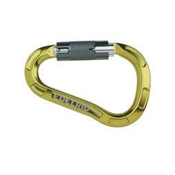 Edelrid Twistlock Hms Magnum Triple light green