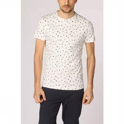 New In Town T-Shirt 8923063 Gebroken Wit/Assortiment Geometrisch