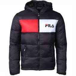 Fila Coat Floyd Puff Hood black