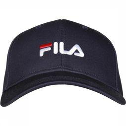 Fila Pet 6 Panel Donkerblauw