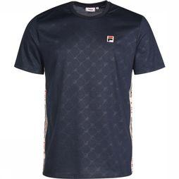 Fila T-Shirt Nariman dark blue