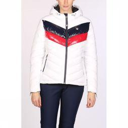 Fila Coat Sassy Quilted white