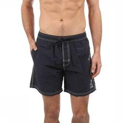Swim Shorts Solids Logo