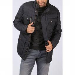 Camel Active Coat 420810 8Z14 Ns dark blue