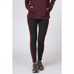 Esprit Legging Tight Edry Colorblock Zwart