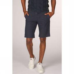 Tom Tailor Shorts 1008250 dark blue/Assortment Geometric
