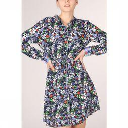 Tom Tailor Denim Dress 1009894 Marine/Assortment Flower