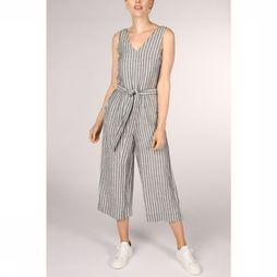 Tom Tailor Jumpsuit 1010751 mid blue/off white