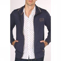Tom Tailor Cardigan 1011522 Bleu Moyen