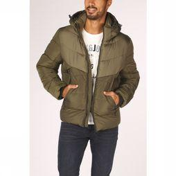 Tom Tailor Coat 1012012 dark khaki