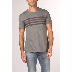 Esprit T-Shirt 079Ee2K006 Light Grey Mixture
