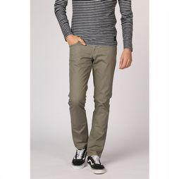 Camel Active Broek Hudson/Houston Donkerkaki