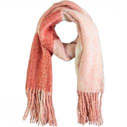 Tom Tailor Scarf 1014065 light pink/rust