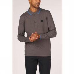 Tom Tailor Polo 1015050 dark grey
