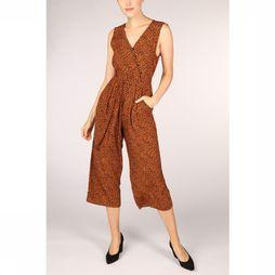 Tom Tailor Jumpsuit 1016342 camel/black
