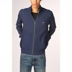 Fynch-Hatton Cardigan 1219225 Bleu Moyen