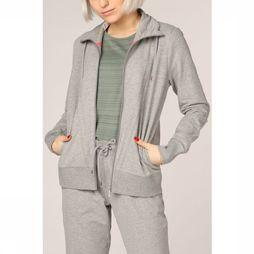 Esprit Pullover Fz Melange Light Grey Mixture