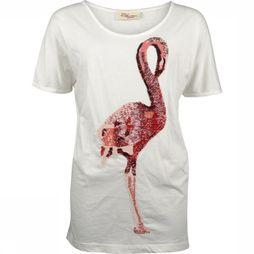 Deby Debo T-Shirt Flamingo off white/mid pink