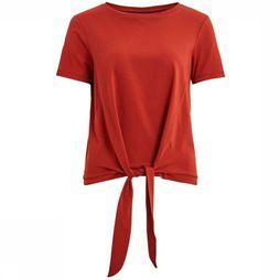 Object T-Shirt stephanie Maxwell Middenrood