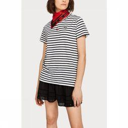 Maison Scotch T-Shirt 150699 Noir/Blanc