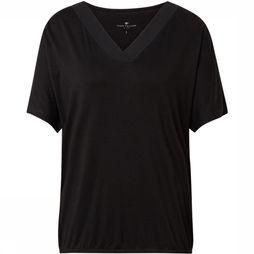 Tom Tailor T-Shirt 1011104 Noir