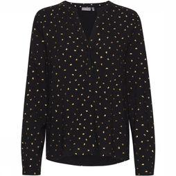 B.Young Shirt jodie black/gold