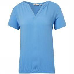 Tom Tailor Blouse 1010503 Middenblauw