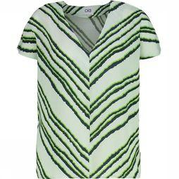 CKS Women Shirt Pixie light green/mid green