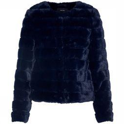 Blazer Vmavenue Faux Fur