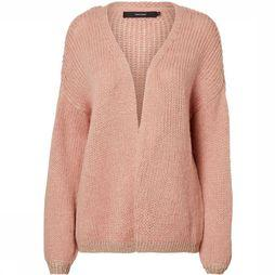 Vero Moda Cardigan Millen Open light pink