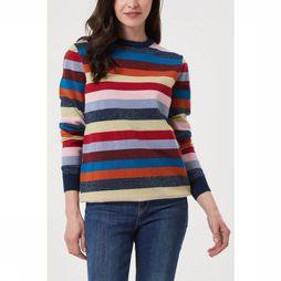 Pullover Poppy Stripe Lurex