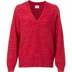Pullover Bulky Big V-Neck