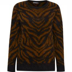 B.Young Pullover maya rust/black