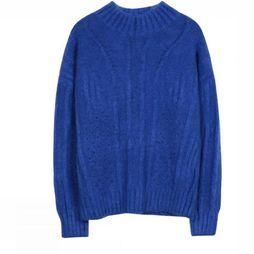 FRNCH Pullover Norberte royal blue