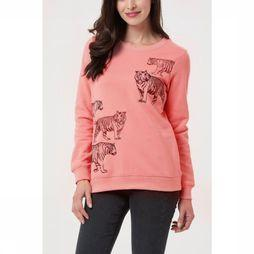 Pull Alanis Tiger Embroidered