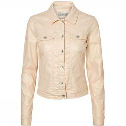 Coat soya Shimmer Cream Jacket