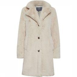 B.Young Coat Cosmo off white